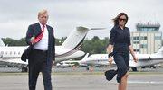 Budżetowa stylizacja Melanii Trump