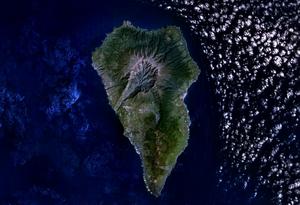 Budzi się wulkan Cumbre Vieja na Wyspach Kanaryjskich