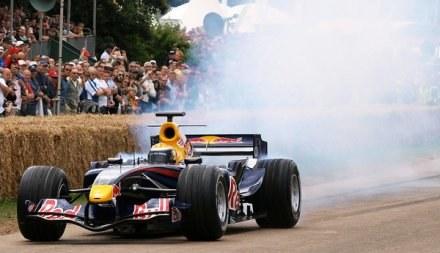 Buemi nie może się doczekać swojego pierwszego prawdziwego Grand Prix /AFP