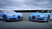 Bugatti Chiron: Od 0 do...5 km/h w milionie kloców Lego
