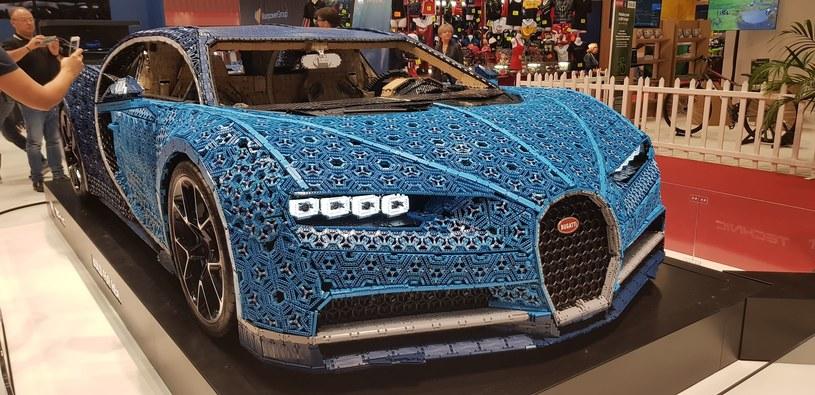 Bugatti Chiron /INTERIA.PL