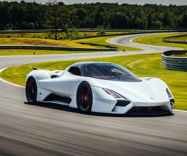 Bugatti i Koenigsegg nie mają szans! SSC Tuatara to najszybsze auto świata