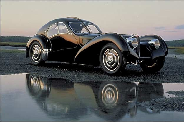 Bugatti Type 57SC Atlantic /