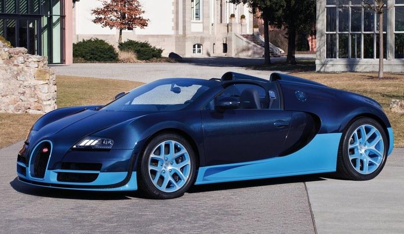 Bugatti Veyron 16.4 Grand Sport Vitesse /