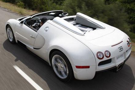 Bugatti Veyron 16.4 Grand Sport /