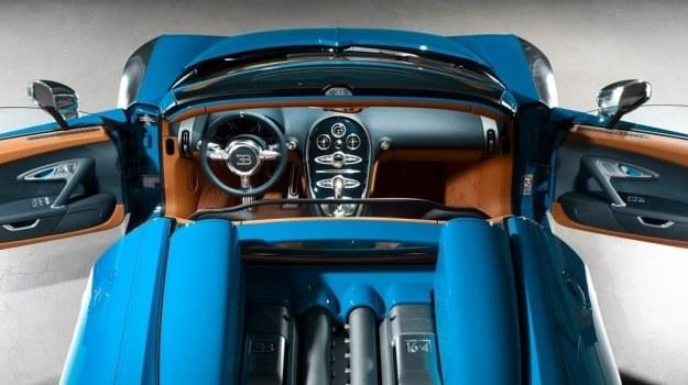 Bugatti Veyron Grand Sport Vitesse Legend Meo Costantini /Bugatti