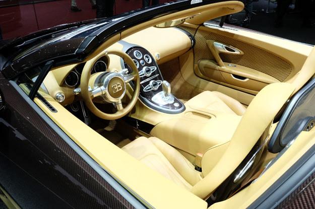 Bugatti Veyron Grand Sport Vitesse Rembrandt /