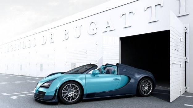 Bugatti Veyron Jean-Pierre Wimille /Bugatti