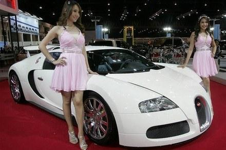 Bugatti veyron /AFP