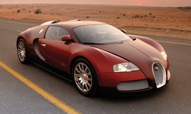 Bugatti Veyron /