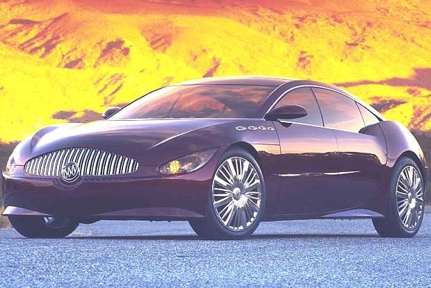 Buick LaCrosse (kliknij) /INTERIA.PL