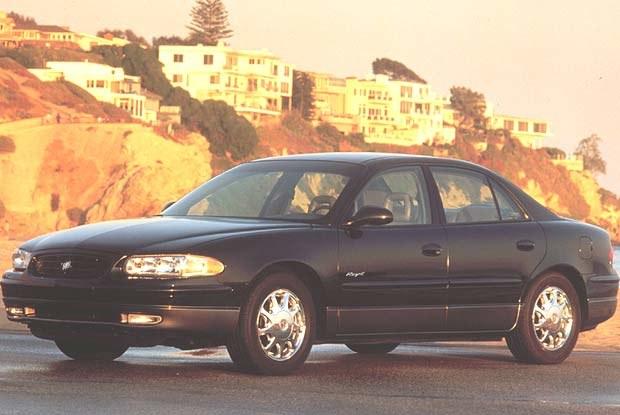 Buick Regal (kliknij) /INTERIA.PL
