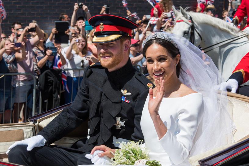 Bukiet po uroczystości zaślubin trafił do opactwa Westminster /Getty Images