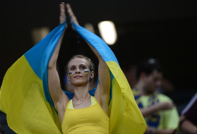 Bukmacherzy twierdzą, że to ukraińscy fani będą mieli w piątek powody do radości /AFP