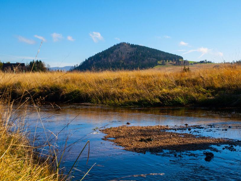 Bukovec wzgórzu powyżej miejscowości Jizerka, Czechach /pytyczech /123RF/PICSEL