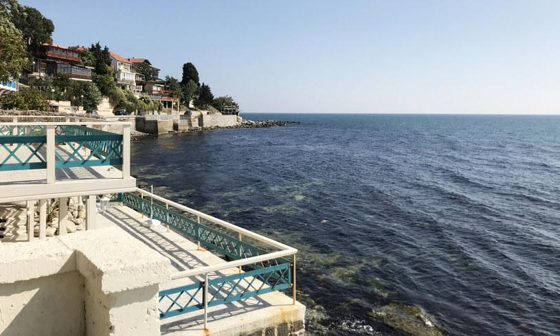 Bułgaria z obawą obserwuje wzrost liczby zachorowań. Nz. Nesebyr nad Morzem Czarnym /123RF/PICSEL