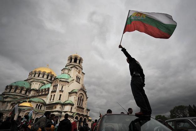 """Bułgarscy posłowie """"zapomnieli"""" zamrozić własne place oraz wynagrodzenia ministrów /AFP"""