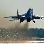 Bułgarski MiG-29 wpadł do morza. Strzelał ostrą amunicją