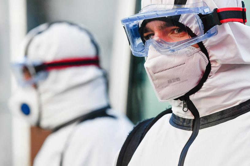 Bułgarskie służby medyczne; zdj. ilustracyjne /AFP