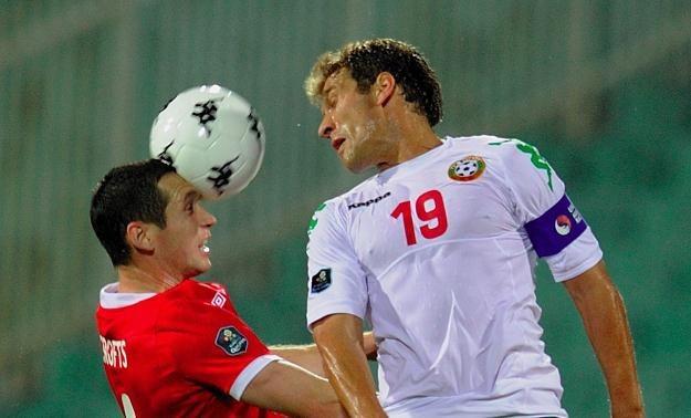 Bułgarzy przegrali w Sofii z Walią 0-1 /PAP/EPA