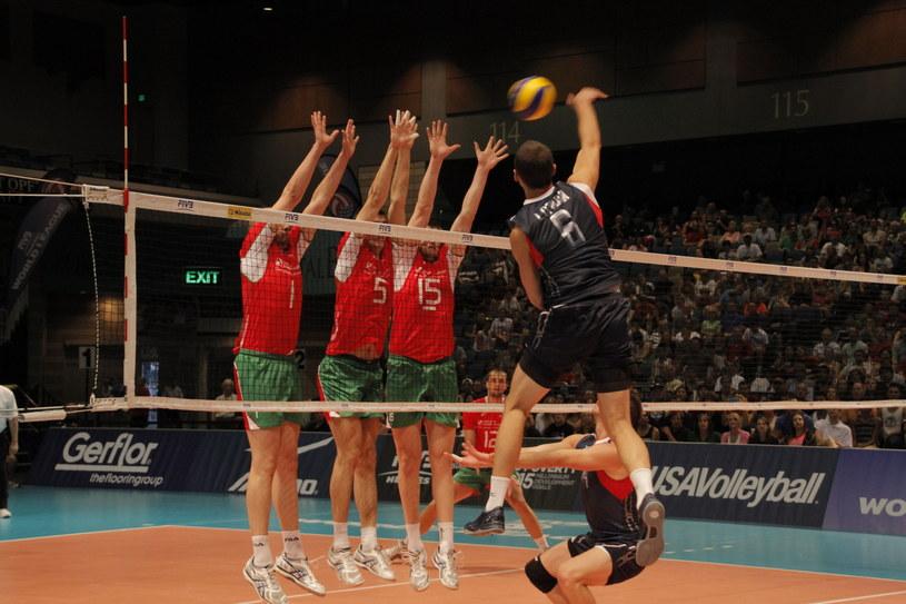 Bułgarzy wygrali z USA 3:1 /www.fivb.org