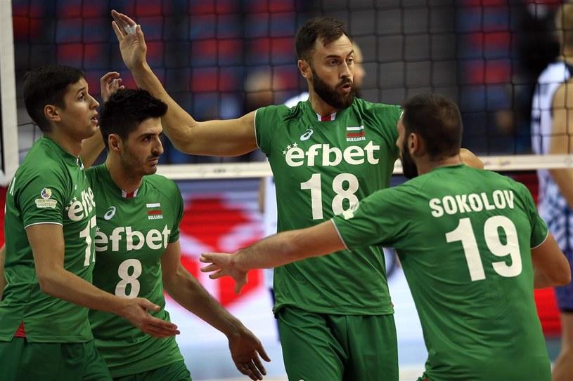 """Bułgarzy znaleźli się w czołowej """"ósemce"""" mistrzostw Europy /www.cev.eu"""