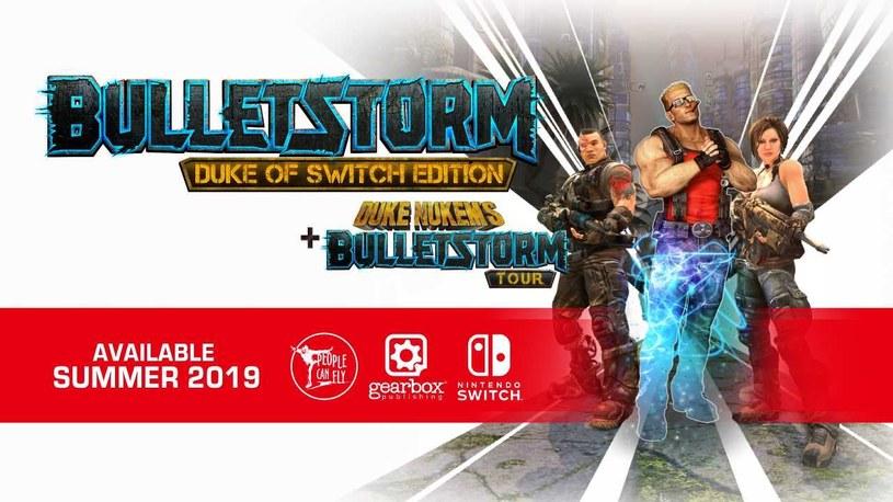 Bulletstorm /materiały prasowe
