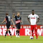 Bundesliga. 1. FC Koeln - Fortuna Duesseldorf 2-2 w 27. kolejce