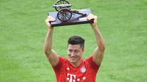 Bundesliga. Bayern mistrzem, Lewandowski królem strzelców. Wideo