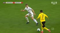 Bundesliga. Borussia Dortmund - Arminia Bielefeld 3-0 - skrót (ZDJĘCIA ELEVEN SPORTS). WIDEO
