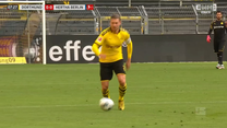 Bundesliga. Borussia Dortmund - Hertha Berlin 1-0 - skrót (ZDJĘCIA ELEVEN SPORTS). WIDEO