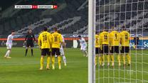 Bundesliga. Borussia Moenchengladbach - Borussia Dortmund  4-2. Skrót meczu. Wideo