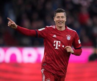 Bundesliga. Dwa gole Lewandowskiego, wygrane Bayernu i Borussii. Wideo