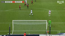 Bundesliga. Eintracht Frankfurt - Arminia Bielefeld 1-1 - skrót (ZDJĘCIA ELEVEN SPORTS). WIDEO