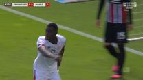 Bundesliga. Eintracht Frankfurt - FSV Mainz 0-2 - skrót (ZDJĘCIA ELEVEN SPORTS). WIDEO
