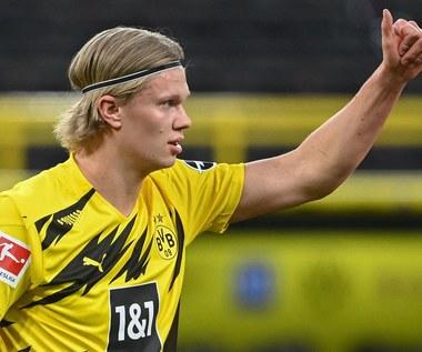 Bundesliga. Erling Haaland piłkarzem sezonu w głosowaniu fanów