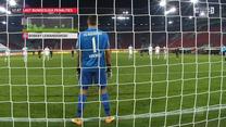 Bundesliga. FC Augsburg - Bayern Monachium 0-1. Gol Roberta Lewandowskiego (ELEVEN SPORTS). Wideo