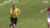 Bundesliga. Fortuna Duesseldorf - TSG Hoffenheim 2-2 - skrót (ZDJĘCIA ELEVEN SPORTS). WIDEO