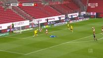 Bundesliga. FSV Mainz - Borussia Dortmund 1-3 - skrót (ELEVEN SPORTS). WIDEO