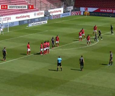 Bundesliga. FSV Mainz - TSG Hoffenheim 0-1 - skrót (ZDJĘCIA ELEVEN SPORTS). WIDEO