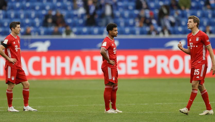 Bundesliga. Hansi Flick skomentował klęskę Bayernu z Hoffenheim