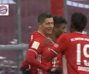 Bundesliga. Kolejne trafienie Roberta Lewandowskiego (ELEVEN SPORTS). Wideo