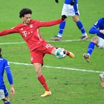 Bundesliga. Leroy Sane sfrustrowany decyzjami Hansiego Flicka