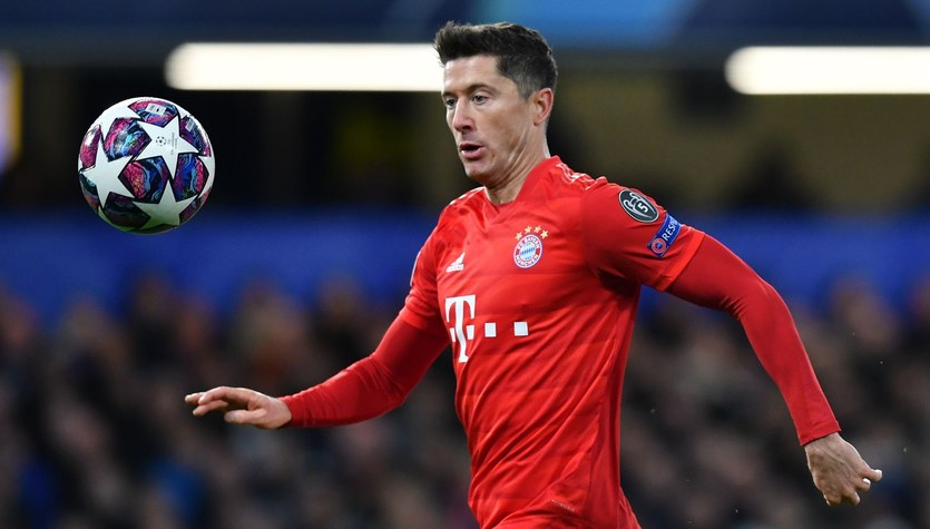 Bundesliga. Lewandowski i Cuisance skomentowali spięcie na treningu