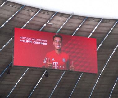 Bundesliga. Philippe Coutinho zaprezentowany w Bayernie. Wideo