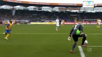 Bundesliga. Pięć największych wpadek bramkarzy (ZDJĘCIA ELEVEN SPORTS). WIDEO