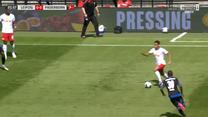 Bundesliga. RB Lipsk - SC Paderborn 1-1 - skrót (ZDJĘCIA ELEVEN SPORTS). WIDEO