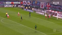 Bundesliga. RB Lipsk - Wolfsburg 2-2 - skrót (ELEVEN SPORTS). WIDEO