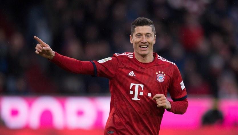 Bundesliga. Robert Lewandowski graczem 14. kolejki