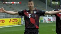 Bundesliga. Robert Lewandowski wyrównał rekord wszech czasów! (ELEVEN SPORTS). Wideo